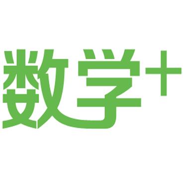 数学+方形logo